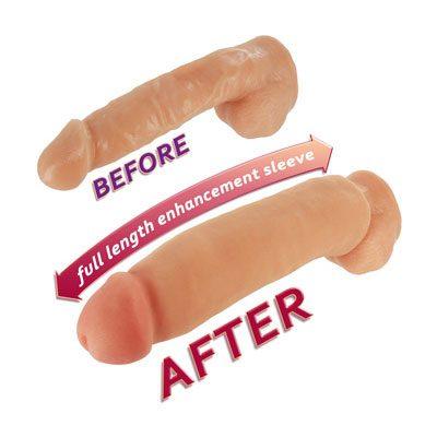 Fat Jack Penis Enlarger Sleeve