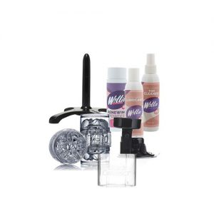 Fleshlight Quickshot Vantage met accessoires pakket