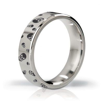 Mystim - His Ringness Duke Polished and Engraved 48m