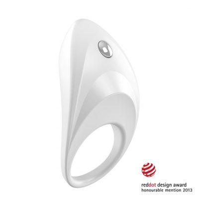 Ovo - B7 Vibrerende Ring Wit