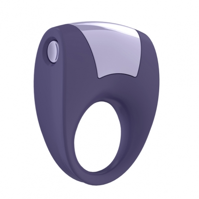 Ovo - B8 Vibrerende Ring Lila