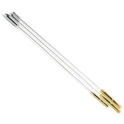 Single Rosebud Sound Penis Plug - Klein