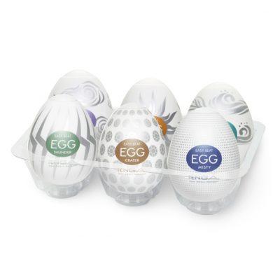 Tenga - Egg 6 Verschillende Serie 2