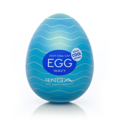 Tenga - Egg Cool Edition (1 Stuk)