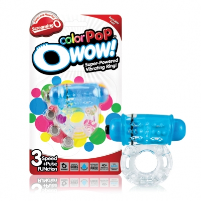 The Screaming O - Color Pop Owow Blauw